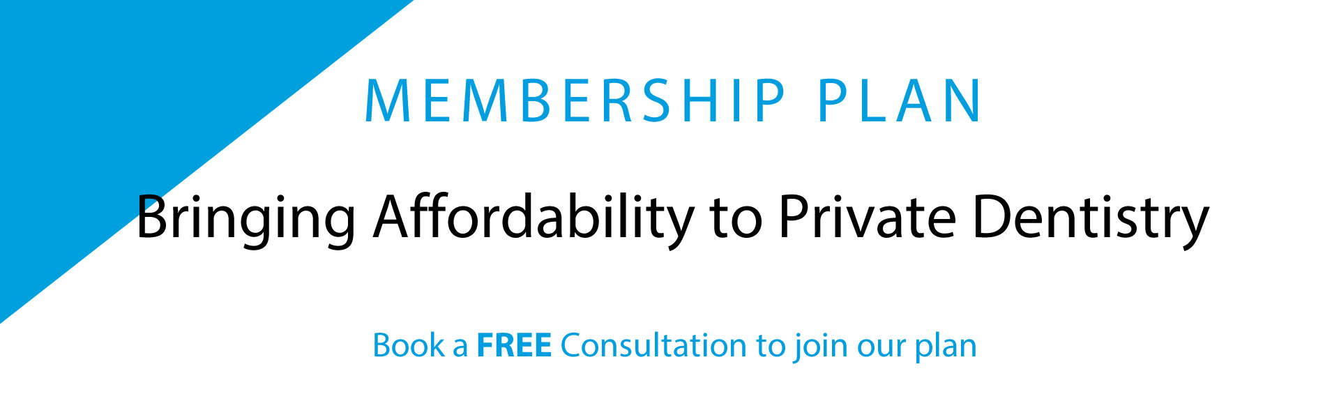 membership plans with Northhill Dental